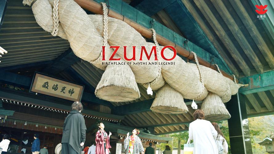 IZUMO | Mythes et Légendes et Ville de l'Amour