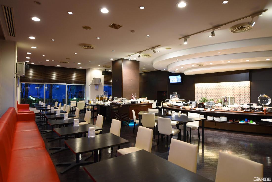 舒適的餐廳環境(一樓)