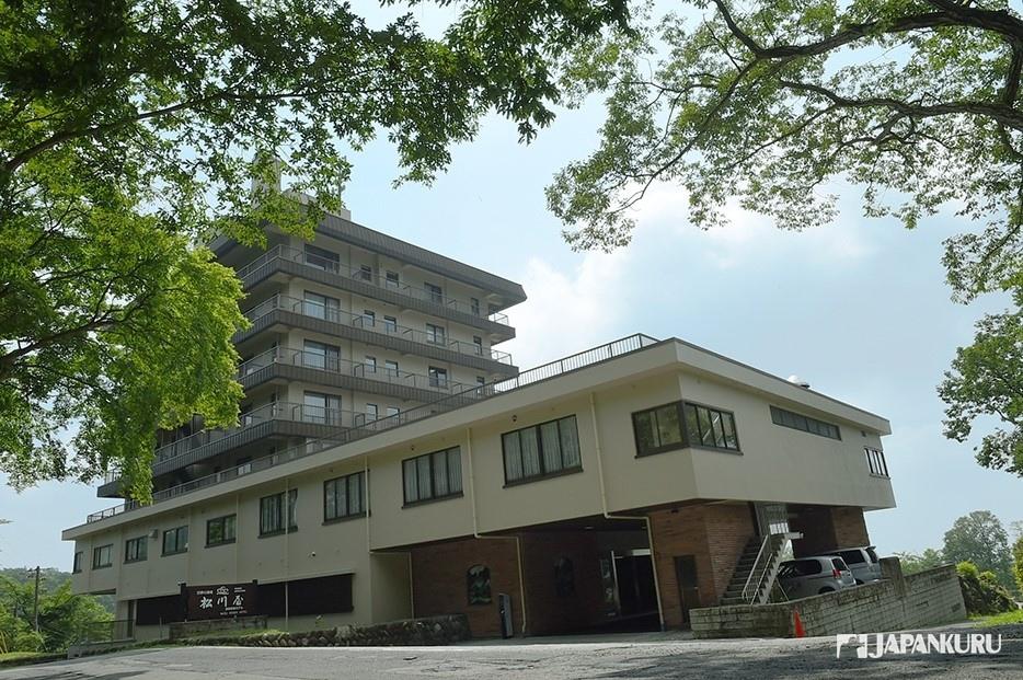 松川屋那須高原飯店外觀