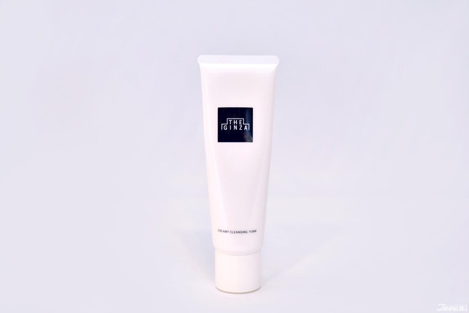1. THE GINZA CREAMY CLEANSING FOAM - Special size (30g)