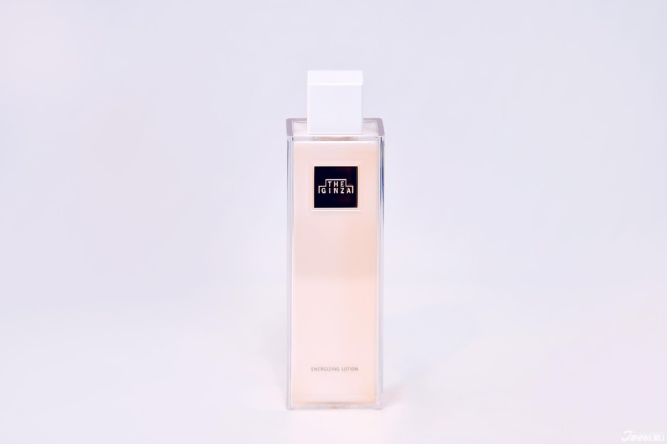 2. THE GINZA ENERGIZING LOTION  - Special size (52mL)