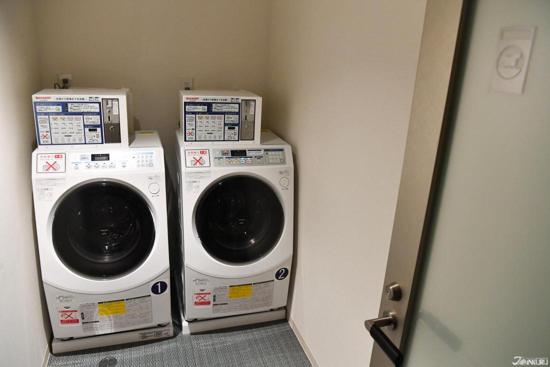 세탁부터 건조까지 가능한 드럼세탁기