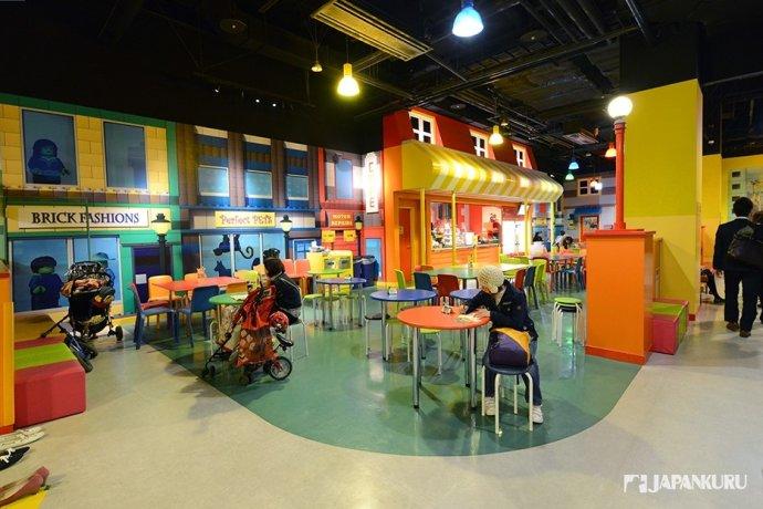 ร้านอาหารสไตล์ LEGOLAND