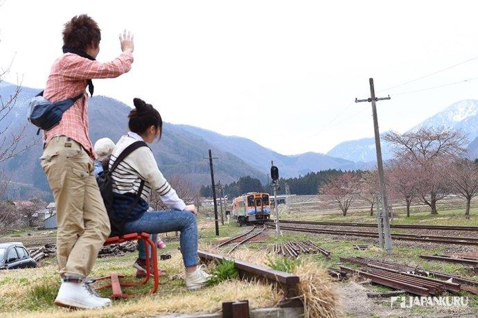 Ashinomaki Onsen Station