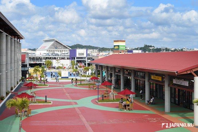 冲绳平价精品城-ASHIBINAA