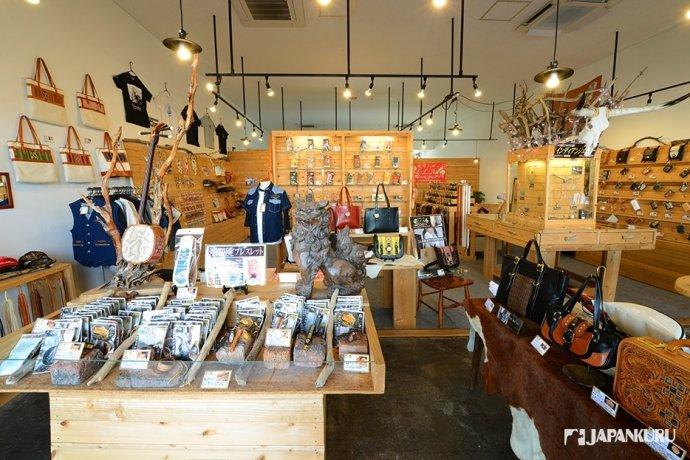 沖繩琉球皮革手工製品專門店