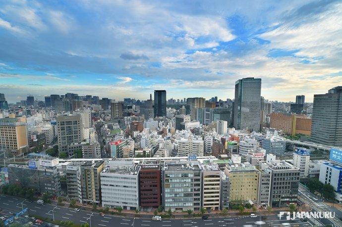 不同角度看東京