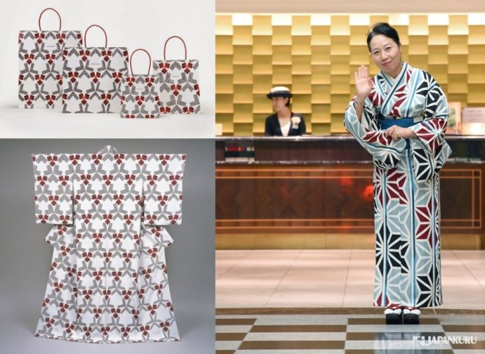 購物袋上的傳統與高貴