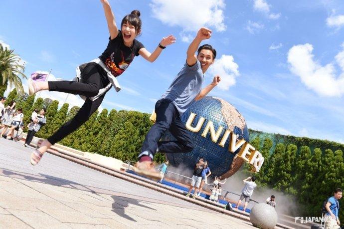 玩在日本環球影城USJ