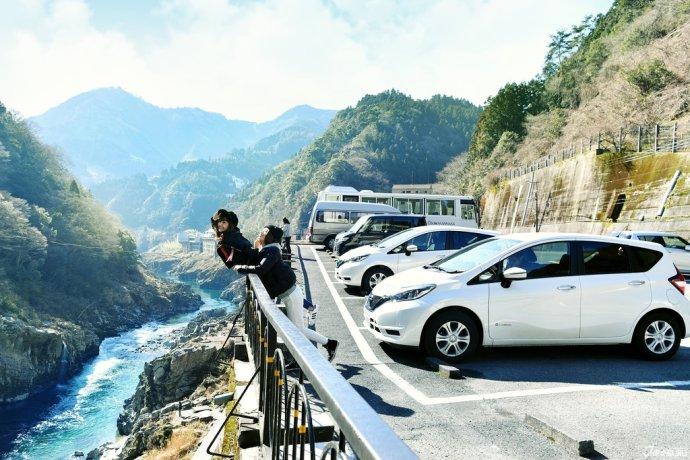 Oboke Gorge  (大歩危)