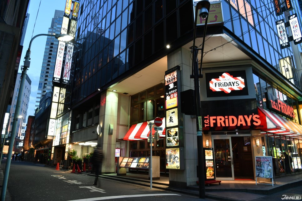 Just 1-min walk from Exit 5 of Roppongi Station