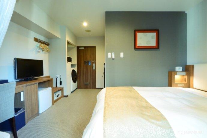 設施完備的雙人床客房