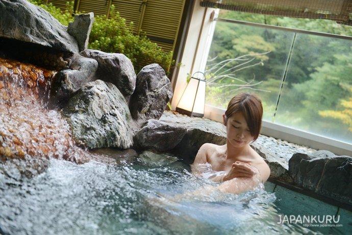 日本聞名的優質溫泉水