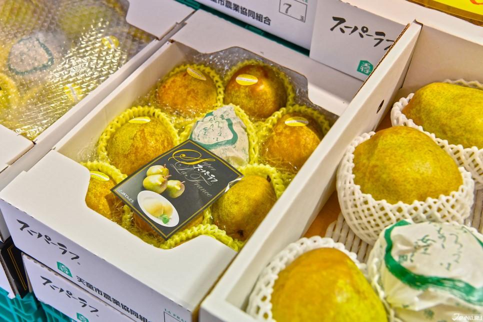 ลูกแพร์แสนอร่อย และผลิตภัณฑ์จากภูมิภาคโทโฮคุอย่างโอชะสุเกะสุดลิมิเตท~