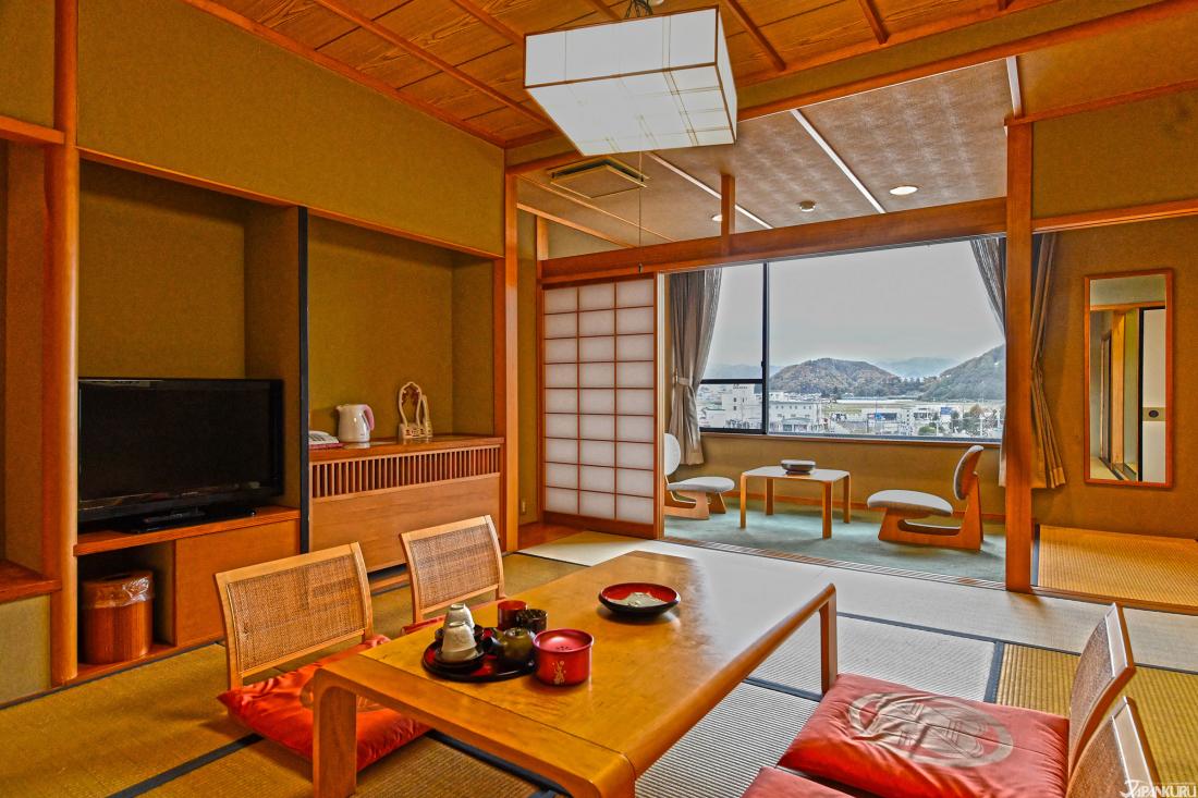 จุดที่น่าสนใจของโรงแรม Sakaeya Hotel จุดที่ 1 - ห้องพัก