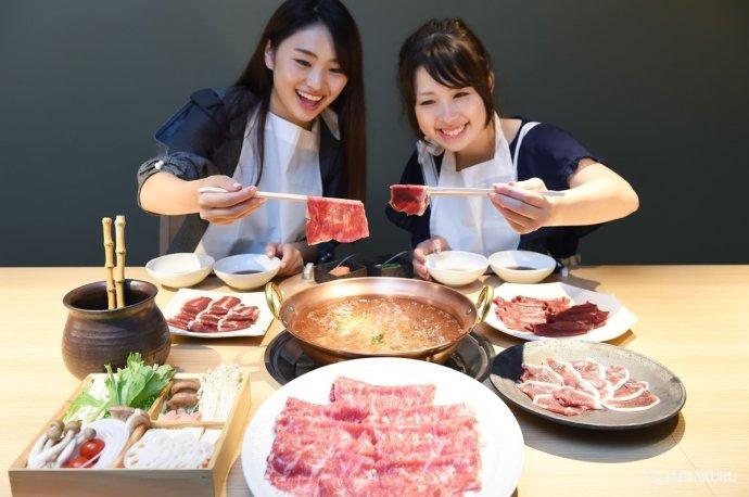 黑毛和牛涮涮鍋