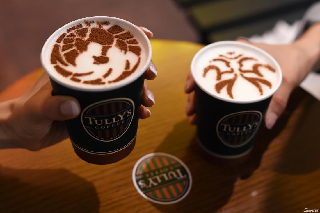 ① SPECIAL KABUKI CAFE LATTES