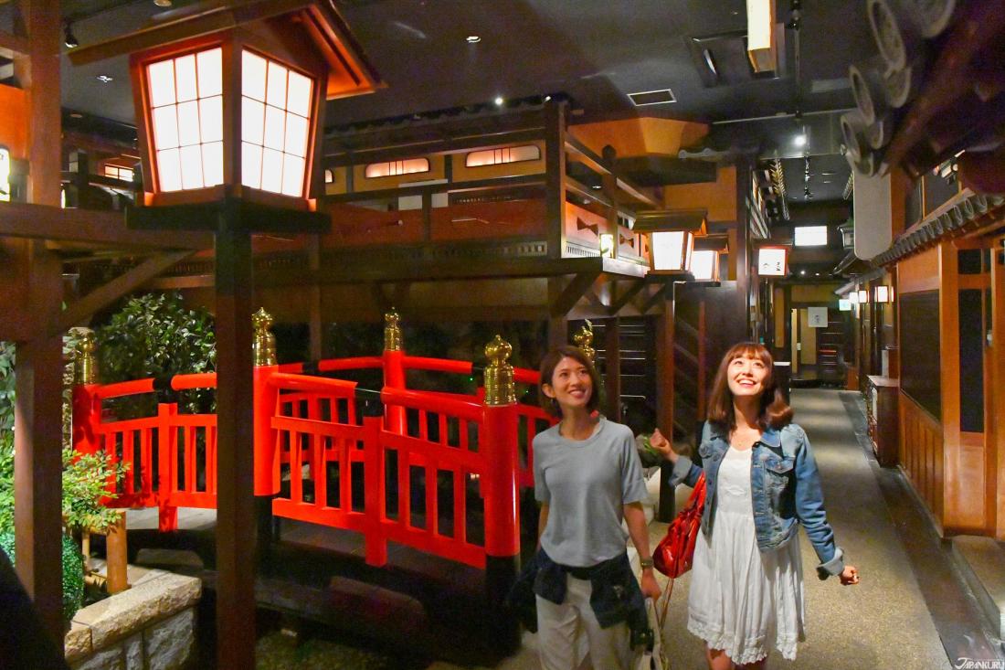 ② An Edo Era Japanese Izakaya