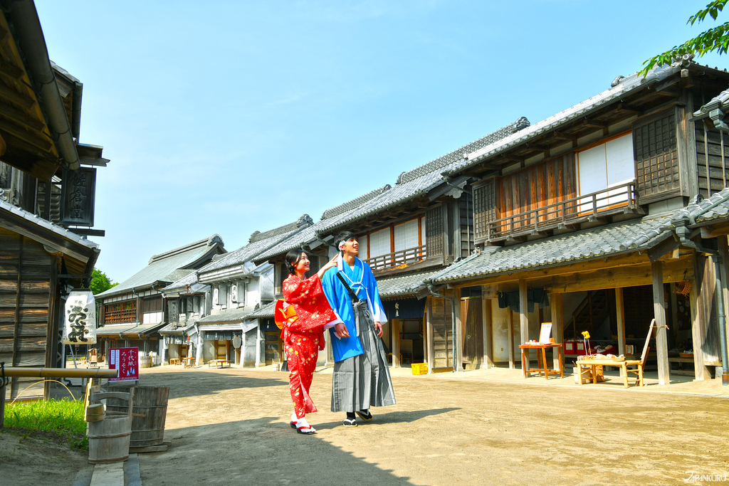 Boso no Mura Open Air Museum ( 房総のむら)