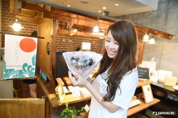 小攤販造型的甜點店「NOAKE TOKYO」