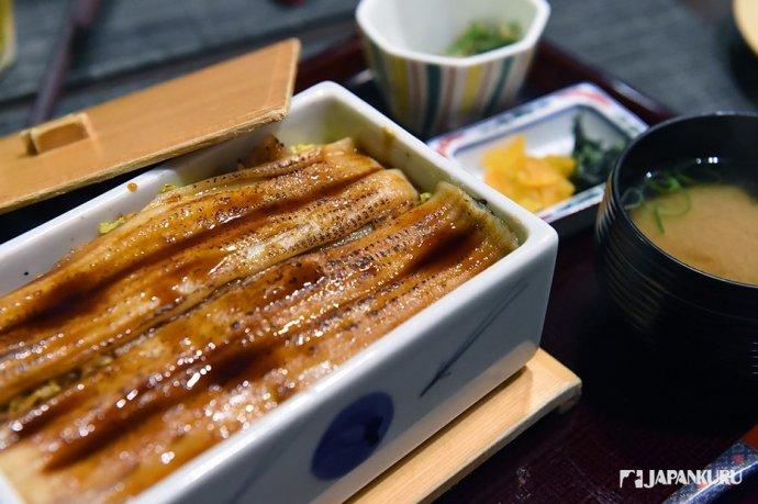 美食三 广岛鳗鱼饭