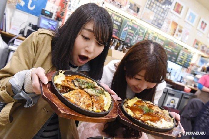 美食四  广岛烧
