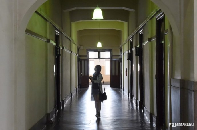 呼喚記憶的走廊
