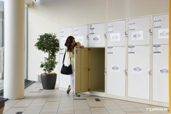 便捷儲物櫃