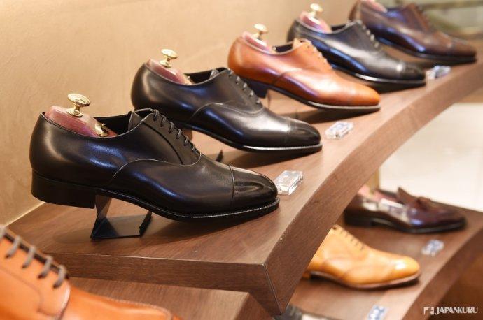 日本正装鞋最高级别 友二郎