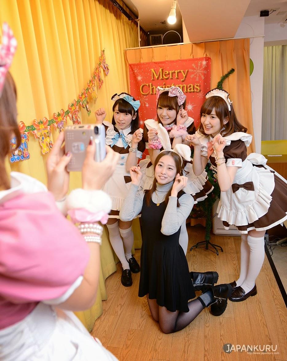 Votre photo avec les Maids