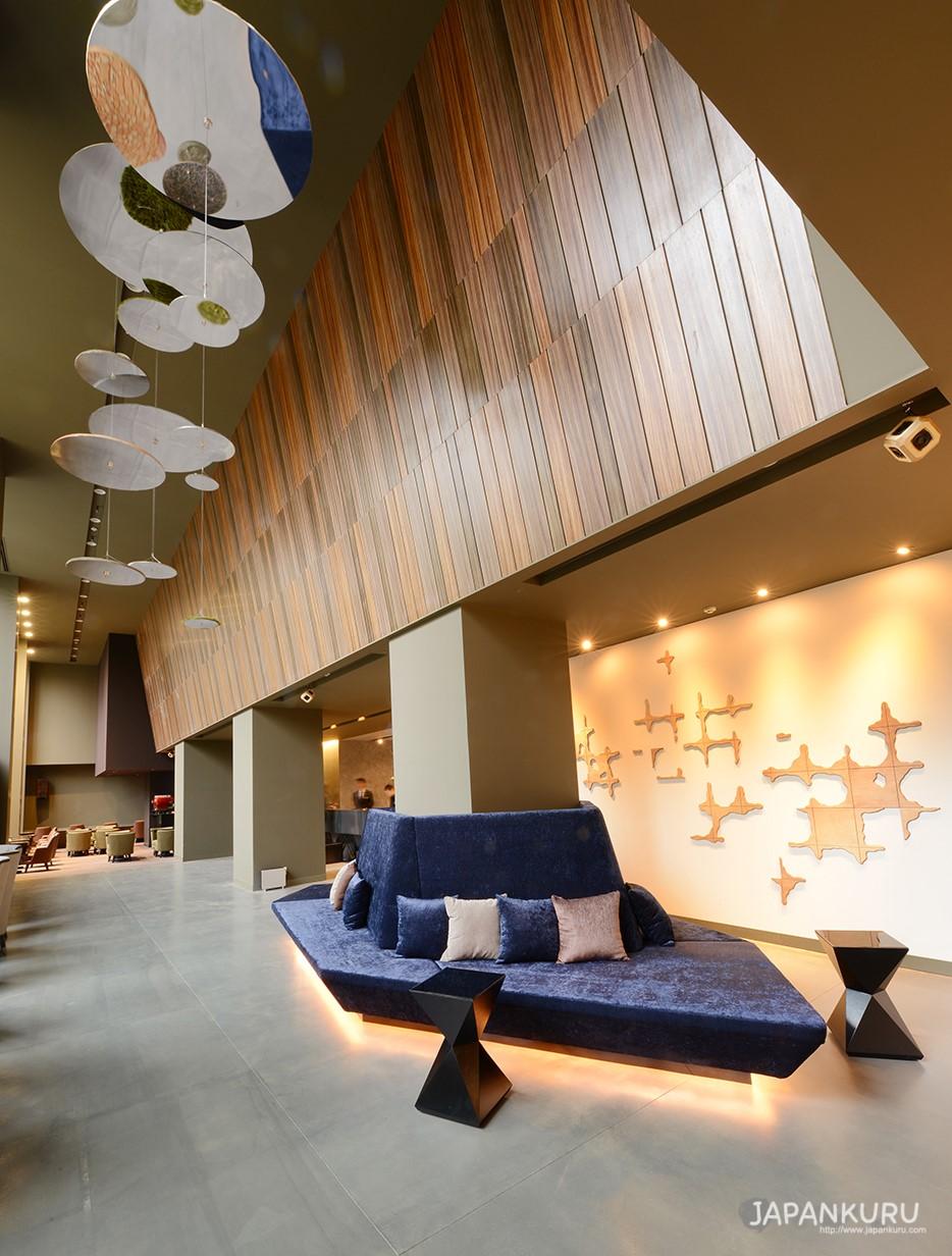 設計師酒店「新宿格蘭貝爾酒店」