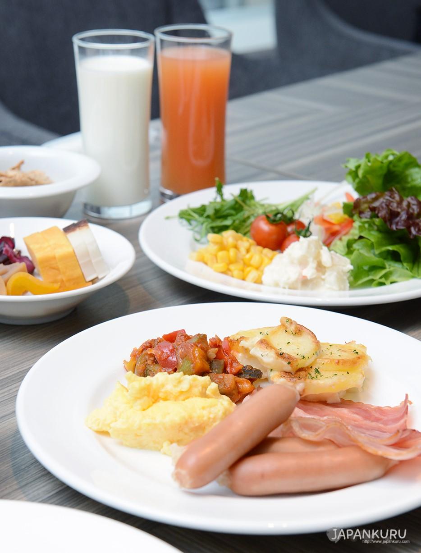美味早餐開啟美好的一天