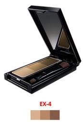 眉粉 DESIGNING EYEBROW N 3D 使用色 : EX-4