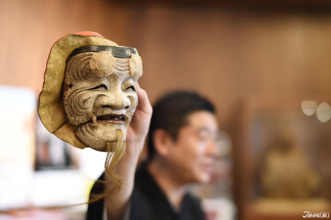 Noh Masks (能面)
