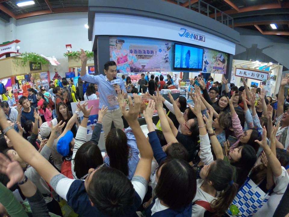 화장품 업계의 신으로 불리는 대만 유명 연예인