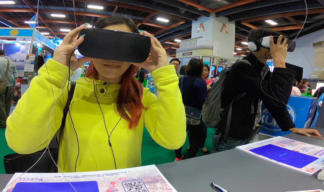 JAPANKURU가 제작한 '아사쿠사 산책 VR영상'