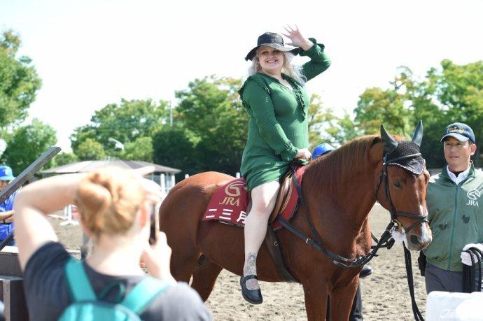 Go Ride Some Horses!
