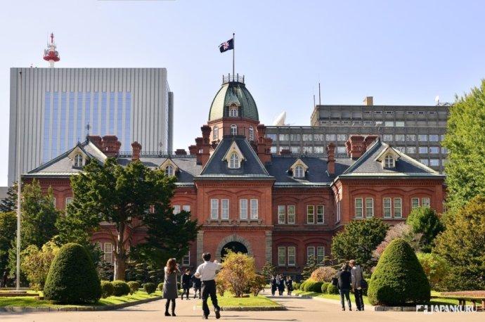 北海道厅 (旧)本舍厅