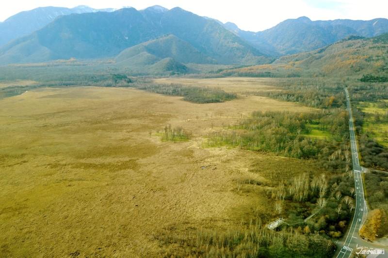 四季擁有不同風貌的草原