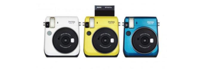 Premier Prix : Caméra Polaroïd Instax + Pédicule + Cadeaux Métro Subway