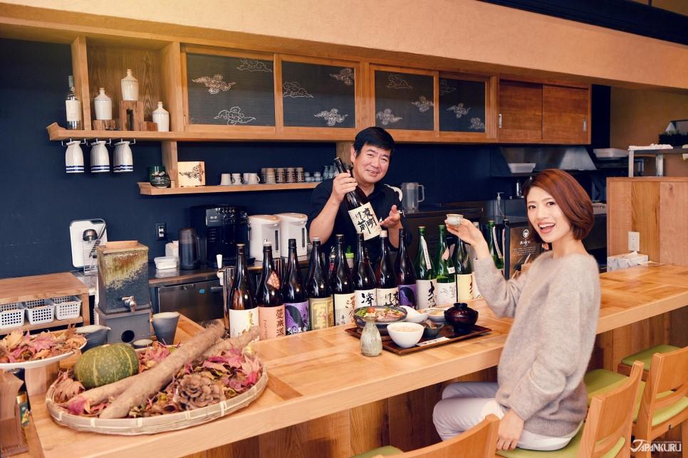 ↪사계절이 뚜렷한 가루이자와 지역의 특색을 살린 다양한 향토 음식을 맛볼 수있는 곳 - 사쿠야 본점 (佐久屋本店)
