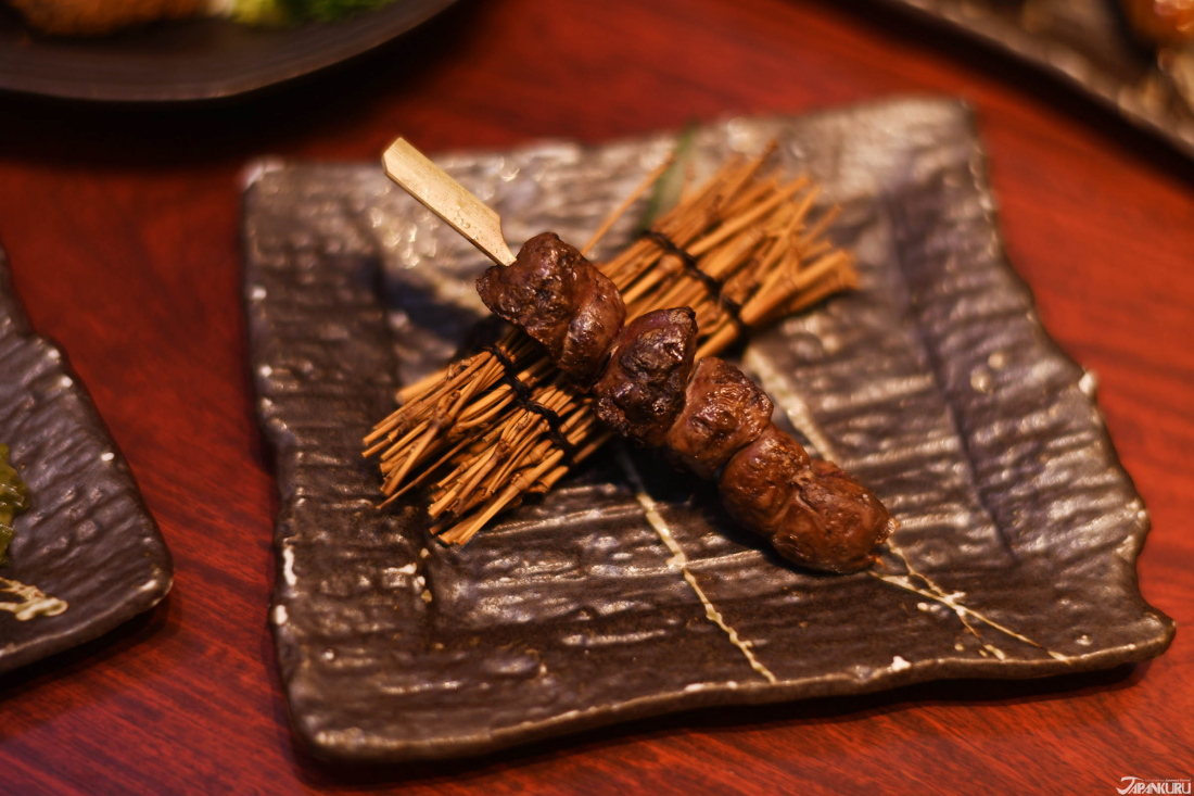 Foie (砂肝)