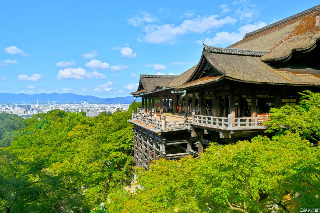 기요미즈데라 (清水寺)