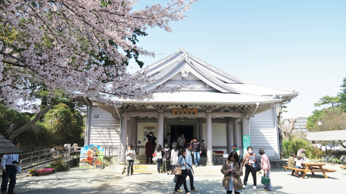 Rekishi Kenbun (Observation) Museum