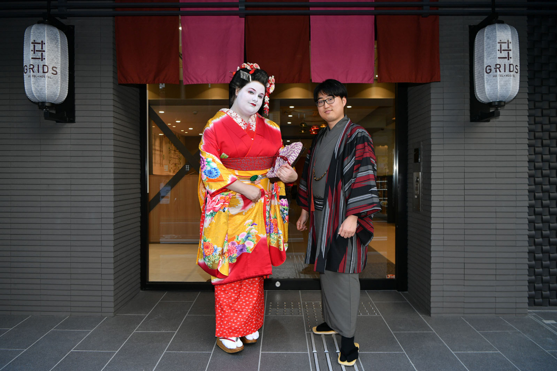 TRADITIONAL KYOTO MAKEOVERRRRR!!! (舞子;maiko)