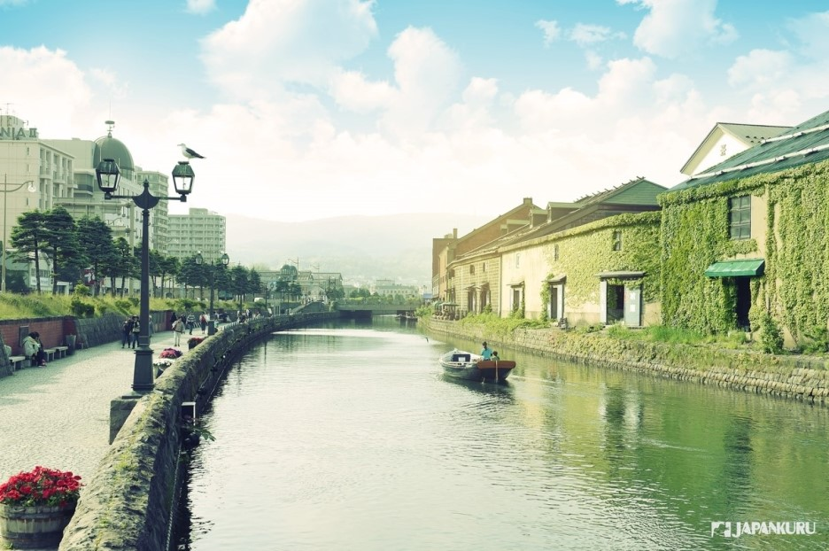 Hokkaido → Canal d'Otaru