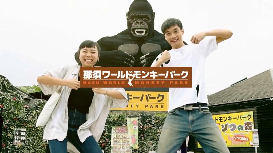 不要错过这么近的距离!去那须世界猴子公园享受一下「左拥右抱」