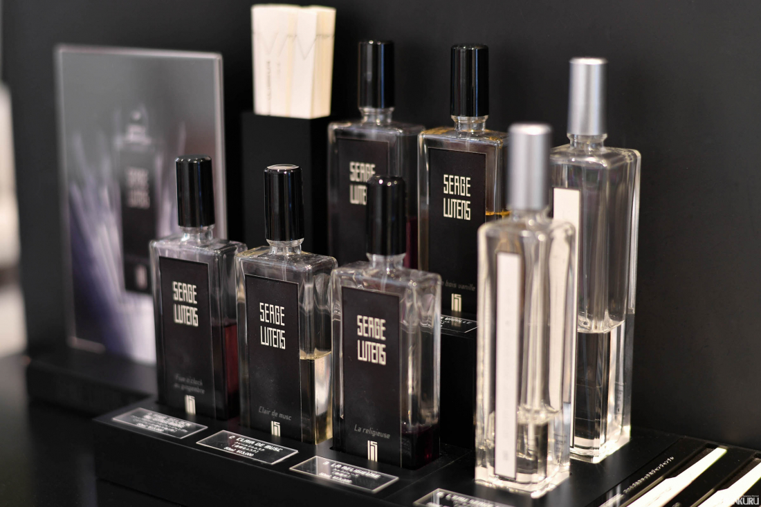 Perfume line created by a multi-talented and famous artist, SERGE LUTENS. Not available in some countries!