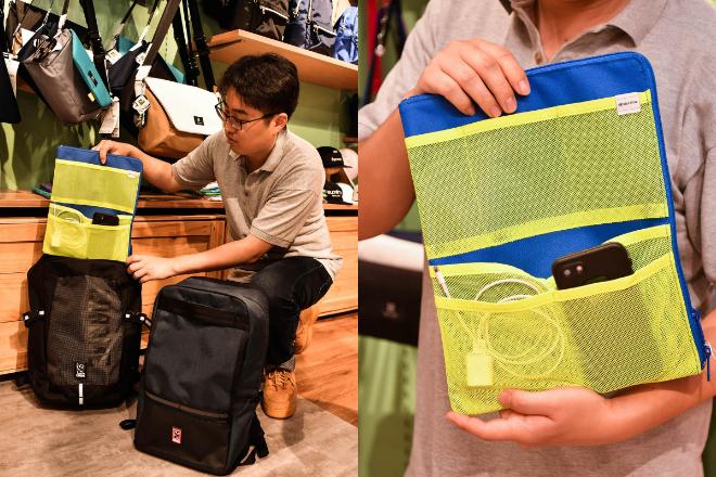 Bag in Bag 파우치