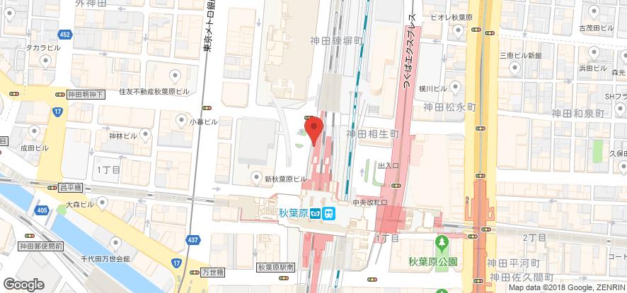 1-1 Kanda Hanaokachō 1-1 Kanda Hanaokachō, Chiyoda-ku, Tōkyō-to 101-0028, Nhật Bản